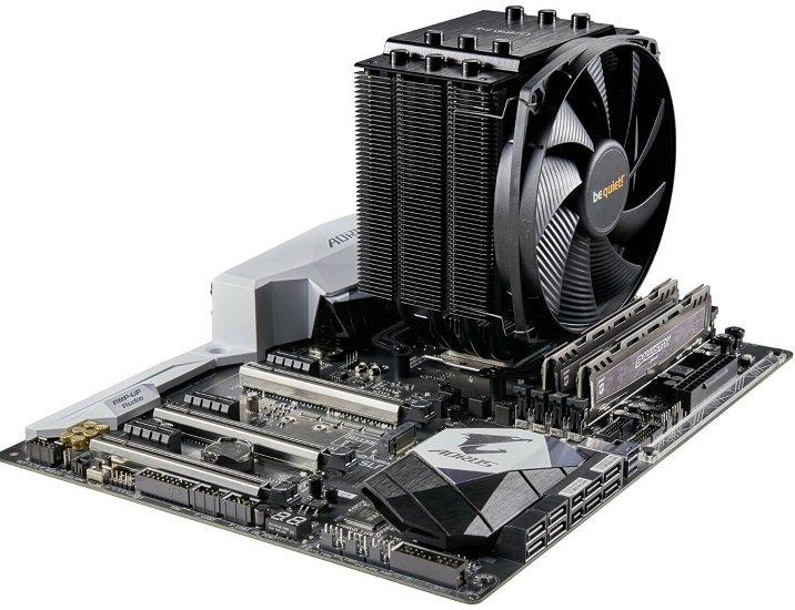 be quiet! Dark Rock 4 CPU-Kühler