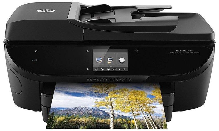 HP Envy 7640 e-All-in-One Multifunktionsdrucker mit WLAN für 77€ inkl. Versand