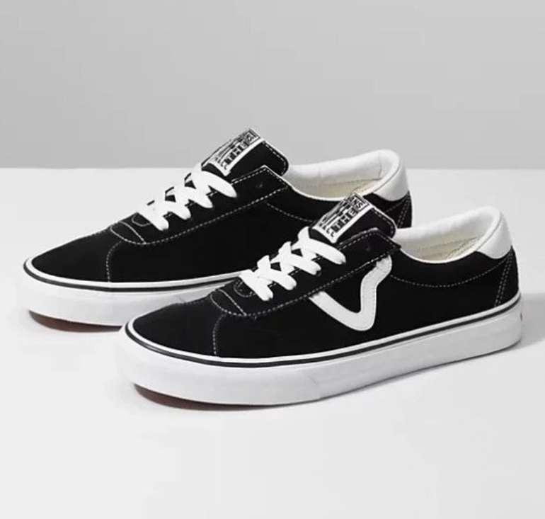 Vans Sport Suede Unisex Sneaker für 48,72€ inkl. Versand (statt 64€)