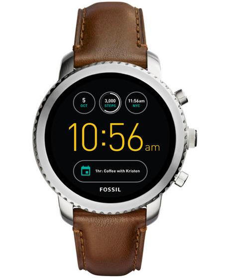 Fossil FTW4003 Q Herren Smartwatch für 108€ inkl. Versand (statt 199€)