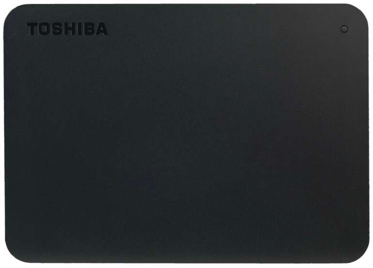 Toshiba Canvio Basics Exclusive 3TB - 2,5 Zoll mit USB 3.0