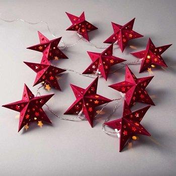 Bis zu 50% Rabatt auf Butlers Weihnachtsdeko + VSKfrei ab 49€, z.B. LED-Kette 3€
