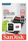 SanDisk Ultra 200GB microSDXC Speicherkarte + Adapter für 39€ (sonst 47,94€)