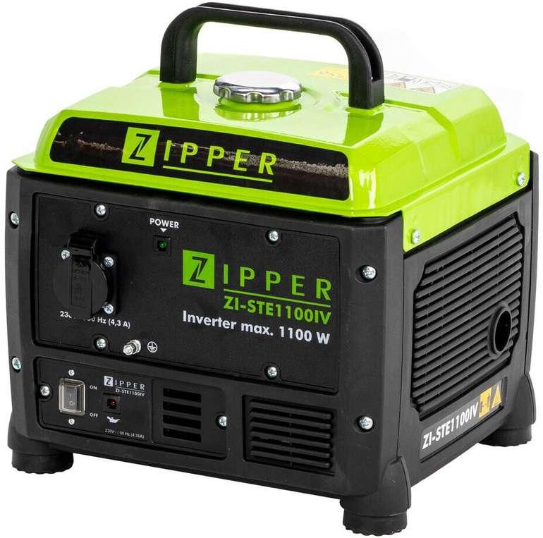 "Zipper Inverter Stromerzeuger ""ZI-STE1100IV"" für 149€ inkl. Versand (statt 169€)"