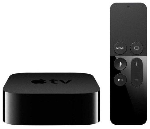 Apple TV 4 (MGY52FD/A) mit 32GB Speicher für 103,99€ inkl. Versand (statt 156€)