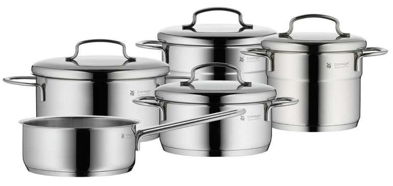 WMF Cromargan Kochgeschirr Topfset Mini 5-teilig für 59,95€ inkl. Versand (statt 69€)