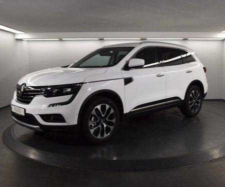 Gewerbe: Renault Koleos Limited Blue dCi 150 X-Tronic für 75,31€ Netto mtl. leasen (LF: 0,22)