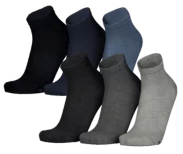 Skechers Socken (18 Paar) in verschiedenen Größen und Farben nur 19,95€ inkl. Versand (statt 40€)