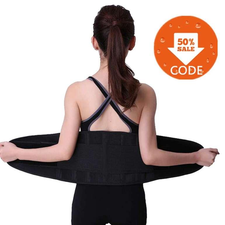 Charminer Rückenbandage in zwei Größen für 4,99€ inkl. Prime VSK