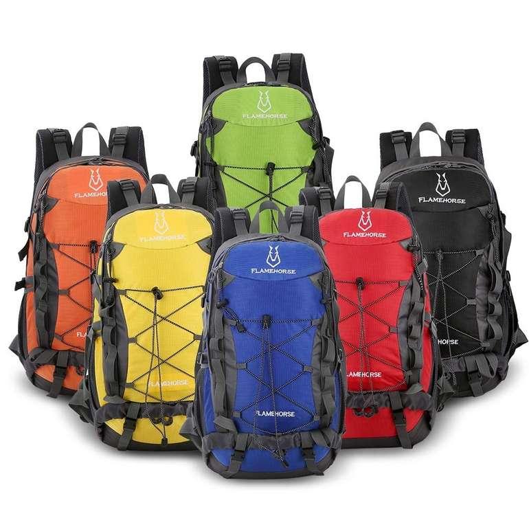 Lixada wasserdichter Trekkingrucksack mit 40 Liter Volumen (6 Farben) für je 23,99€