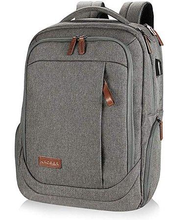 """Kroser - 17,3"""" Laptop Rucksack mit USB Ladeanschluss für 27,19€ inkl. VSK"""