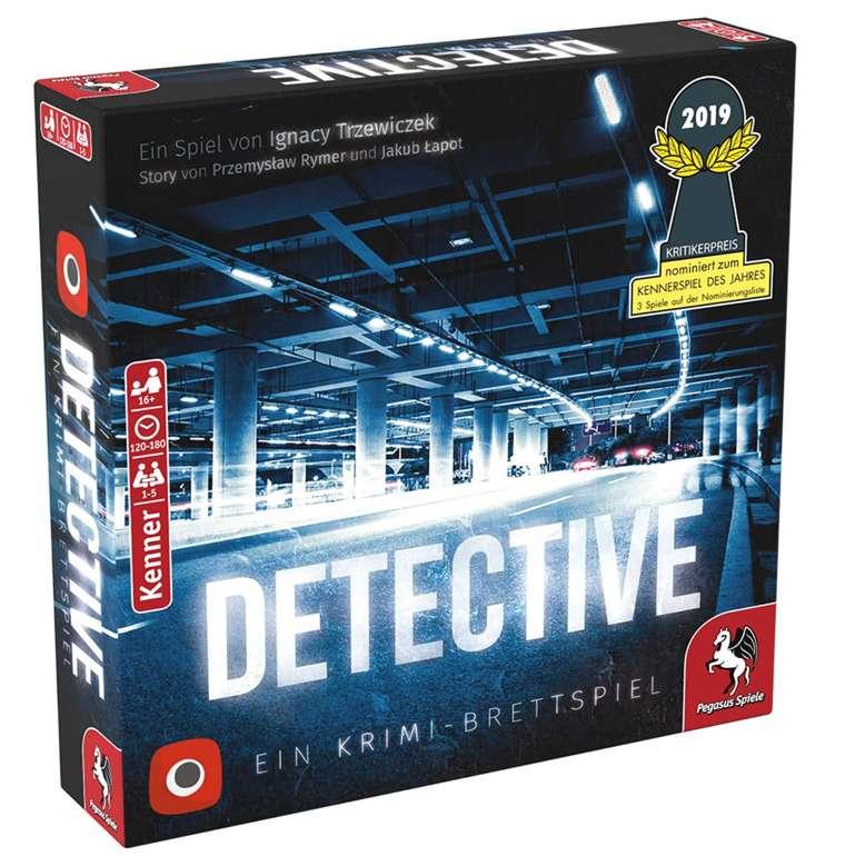 Prime Days: Pegasus Spiele 57505G Detective für 23,49€inkl. Versand (statt 37€)