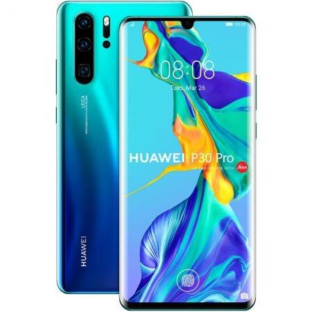 Huawei P30 Pro (Wert: 645€) + Mobilcom-Debitel Vodafone 10GB LTE Allnet-Flat 26,99€ mtl.
