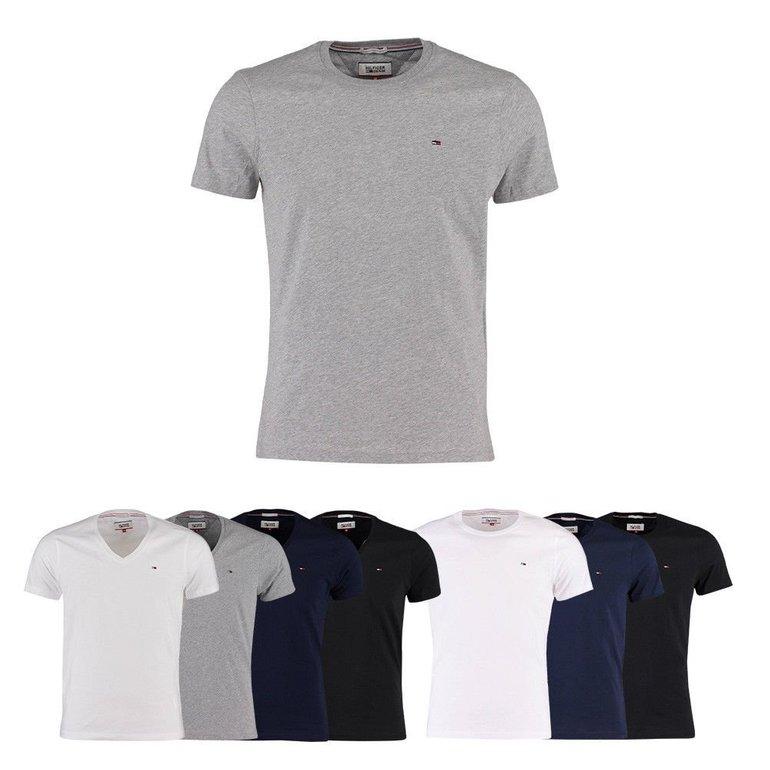 Hilfiger Denim Basic Herren T-Shirts für je 14,90€ inkl. Versand