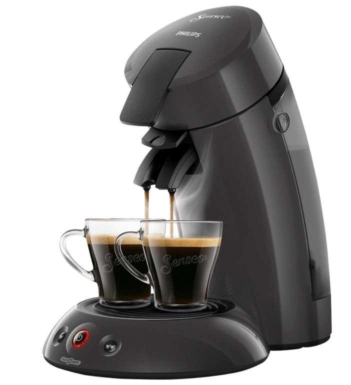Philips HD6552/38 Senseo Original Eco Kaffeepadmaschine für 42,89€ inkl. Versand (statt 55€)
