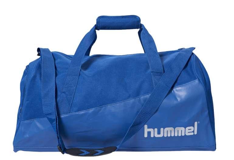 Hummel Authentic Charge Sporttasche in Blau 20l für 12,94€ inkl. Versand (statt 24€)