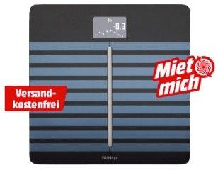 Tiefpreisspätschicht mit Withings - z.B. WBS04 Personenwaage nur 99€
