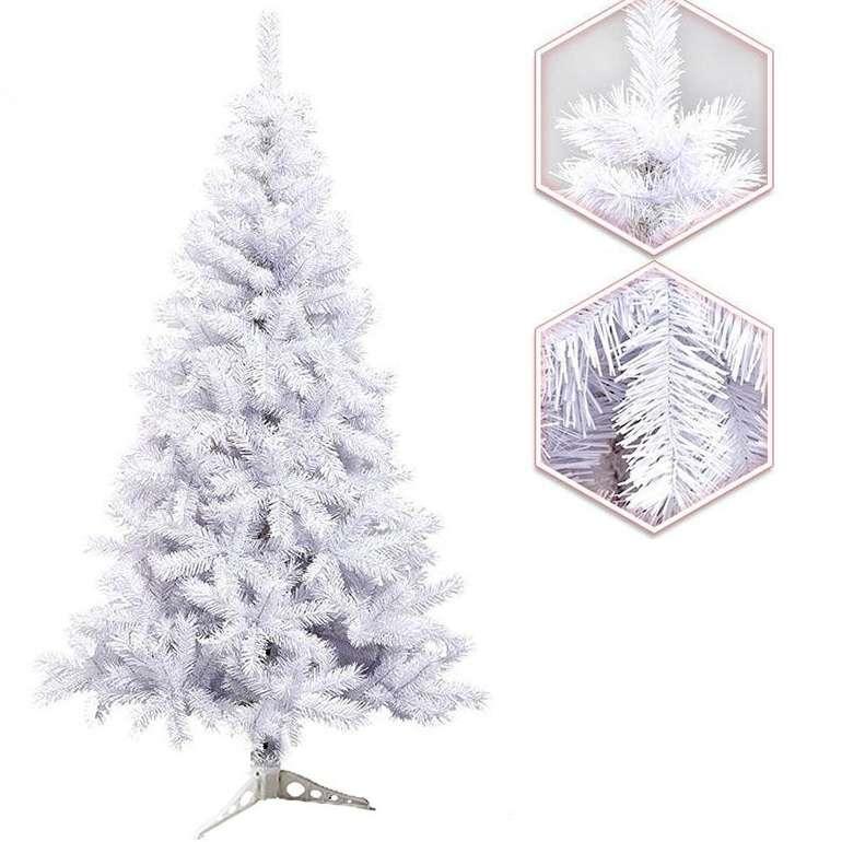 Hengda: Verschiedene künstliche Weihnachtsbäume mit Metallständer - z.B. 120cm für 8,63€ inkl. Versand