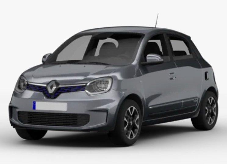 Gewerbe Leasing: Renault Twingo Electric Zen mit 82 PS für 43€ netto mtl. (BAFA, ÜF: 899€, LF: 0,22)