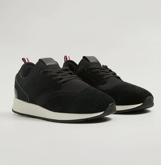 Top! Mango Man 'P.E Runsock' Leder Sneaker in 3 Farben je nur 25,50€ inkl. Versand