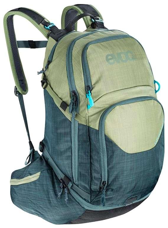 Evoc Herren Explorer Pro 26 Liter Rucksack für Bike-Touren & Trails je 74€ inkl. Versand (statt 130€)