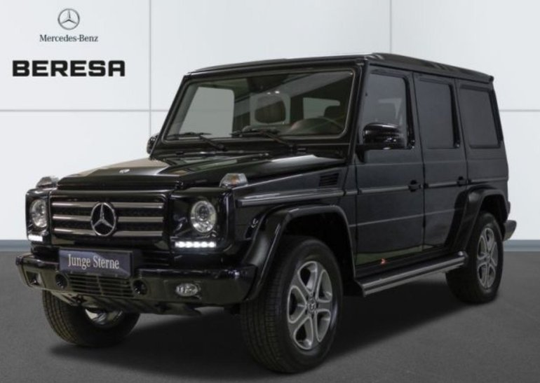 Mercedes G-Klasse Leasing (G350d) 599€ netto (18 Monate, Gewerbe) ohne Anzahlung