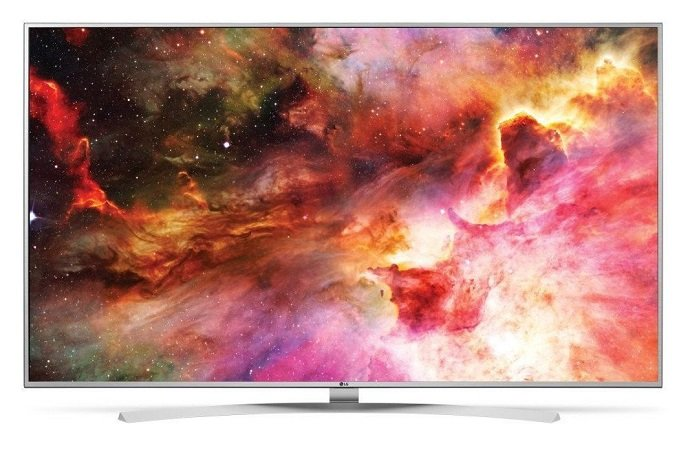 LG 65UH7709 - 65 Zoll Fernseher (Ultra HD, Triple Tuner, Smart TV) für 969,99€