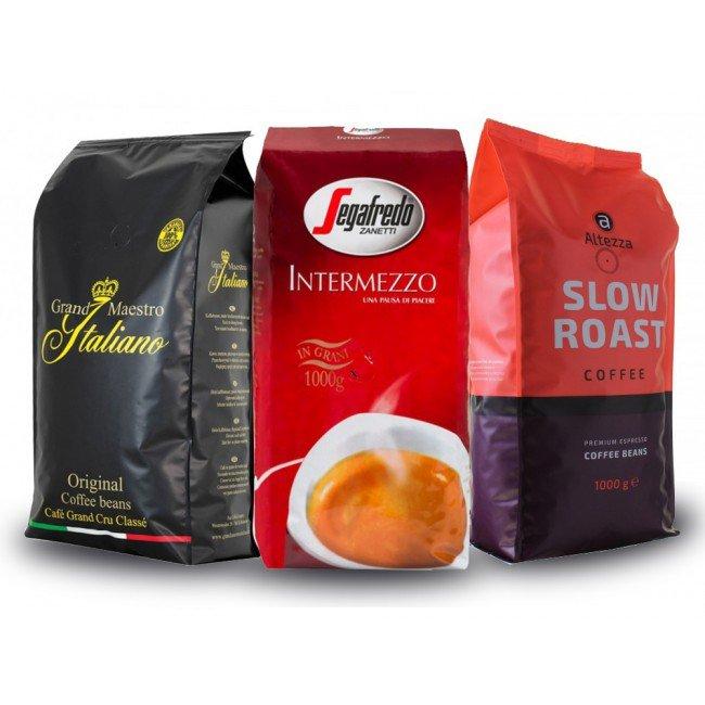 Exklusives Genusspaket mit 3kg Kaffeebohnen für 29,99€ inkl. Versand