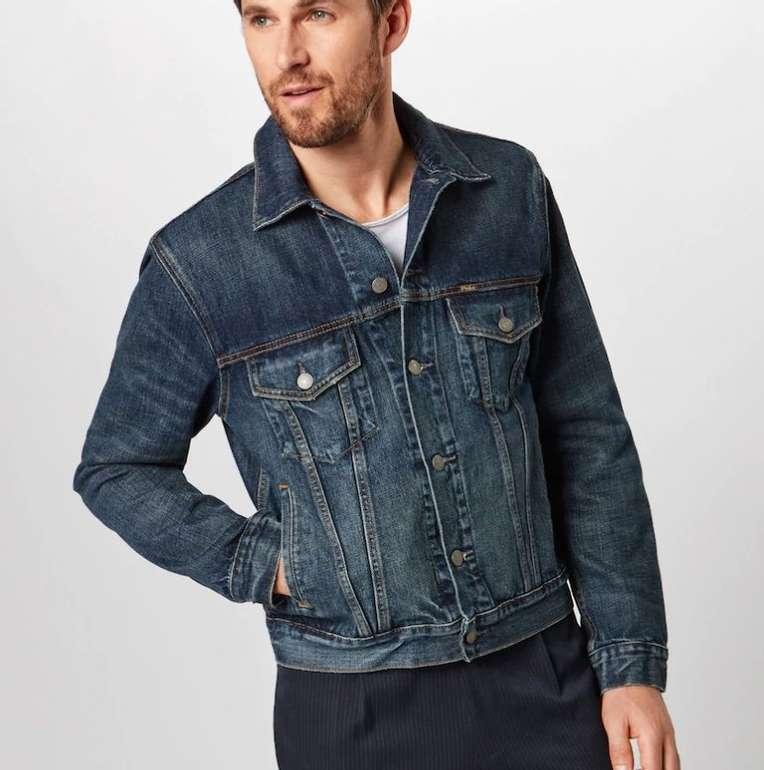 Polo Ralph Lauren Herren Jeansjacke in blue denim für 119,40€ inkl. Versand (statt 162€)