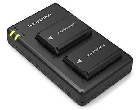 2er Pack RAVPower NP FW50 Ersatz Akkus für Sony Alpha7 Modelle nur 29,99€