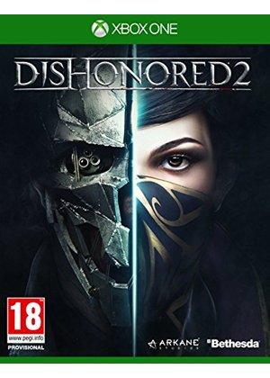 Schnäppchen: Dishonored - Der Tod des Outsiders (Xbox One/PS4) für 11,20€
