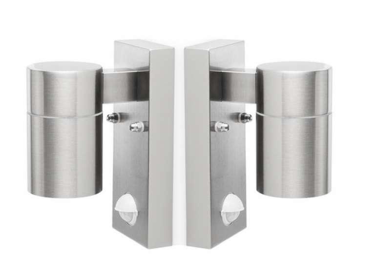 2x Smartwares Außenleuchte mit Bewegungssensor für 20,90€ inkl. Versand (statt 42€)