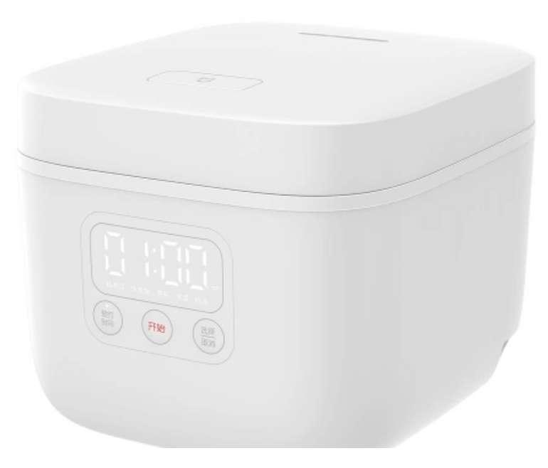 Xiaomi Mijia elektrischer Reiskocher 1,6L mit App Steuerung für 43,34€ inkl. Versand (statt 75€)