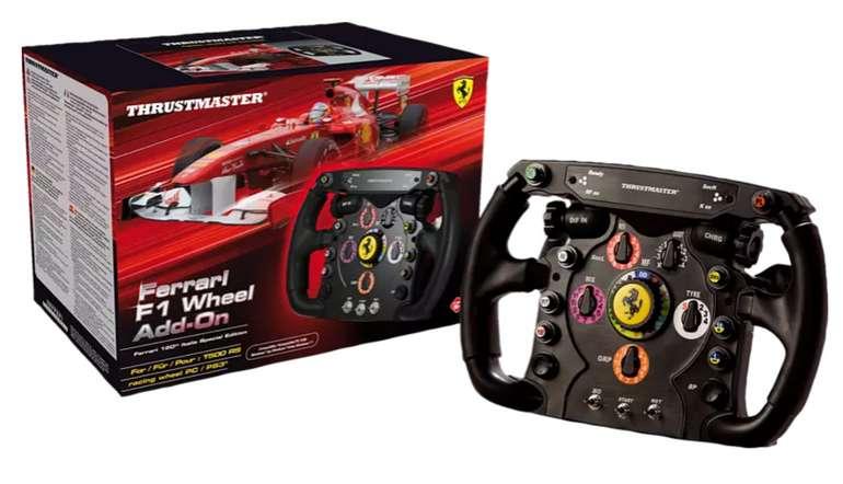Thrustmaster Ferrari F1 Wheel Add-On Lenkrad für 146,85€ inkl. Versand (statt 179€)