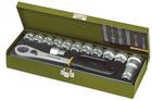 """Proxxon Industrial Steckschlüsselsatz metrisch 1/2"""" 14tlg. (23604) für 43,30€"""