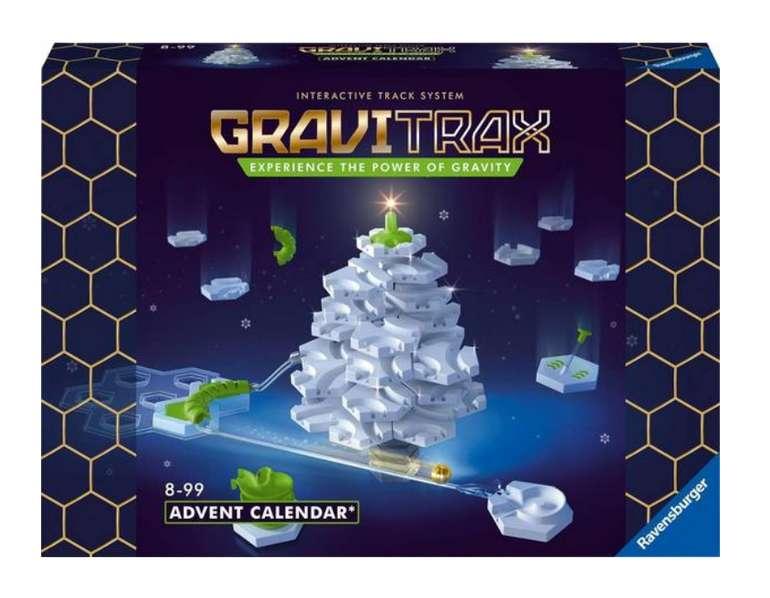 GraviTrax Adventskalender Interactive Track System für 21,99€ inkl. Versand (statt 26€) - Club!
