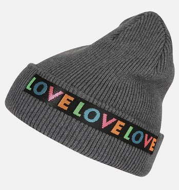 "EDC by Esprit Damen Beanie ""Love Turn"" ab 5,94€ inkl. VSK"