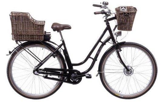 28 Zoll Fischer ER 1704-S1 Retro Alu-Elektro-Fahrrad ab 849€ (statt 999€)