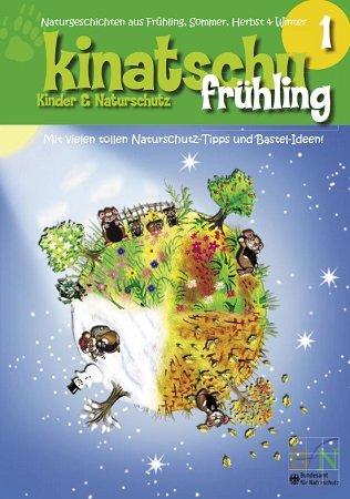 """Kostenloses Naturschutz-Magazin """"Kinatschu"""" als Printausgabe"""