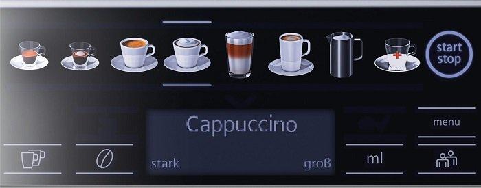 Siemens EQ.6 plus s500 TE655509DE Kaffeevollautomat für 703,99€ inkl. VSK
