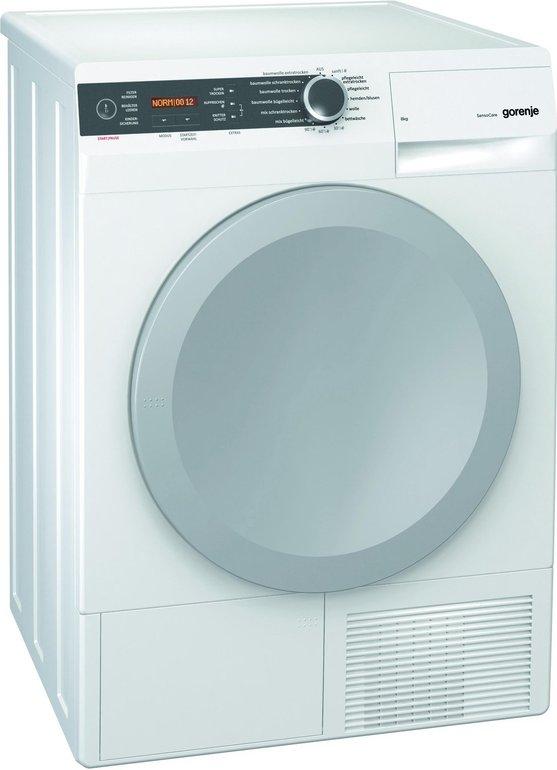 Gorenje D8666N Wärmepumpentrockner mit 8kg und A+++ für 463,90€ inkl. Versand