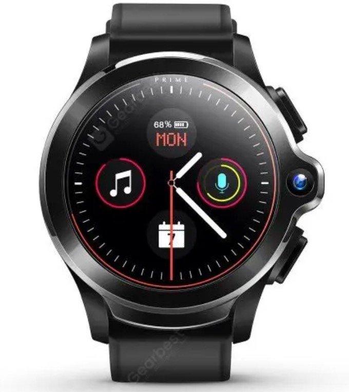 Kospet Prime SE Smartwatch mit LTE für 94,63€ inkl. Versand (statt 110€)