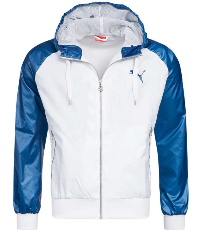 Puma Herren Windbreaker Jacke (555043-04) für 23,14€ inkl. Versand (statt 32€)