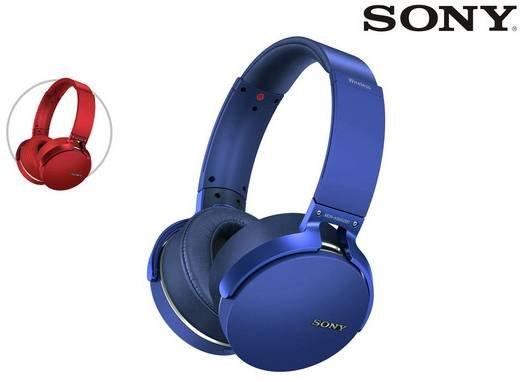 Sony MDR-XB950B1 Over-Ear Bluetooth-Kopfhörer für 75,90€ inkl. Versand