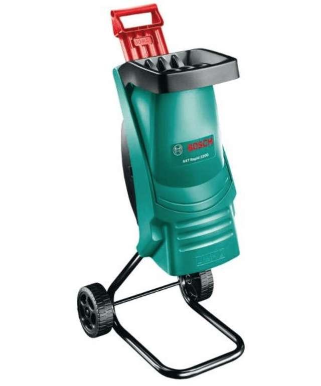 Bosch AXT Rapid 2200 Häcksler für 140,99€ inkl. Versand (statt 188€)