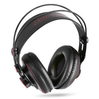 Superlux HD681 Bügelkopfhörer mit Super Bass für 15,65€ inkl. Filiallieferung