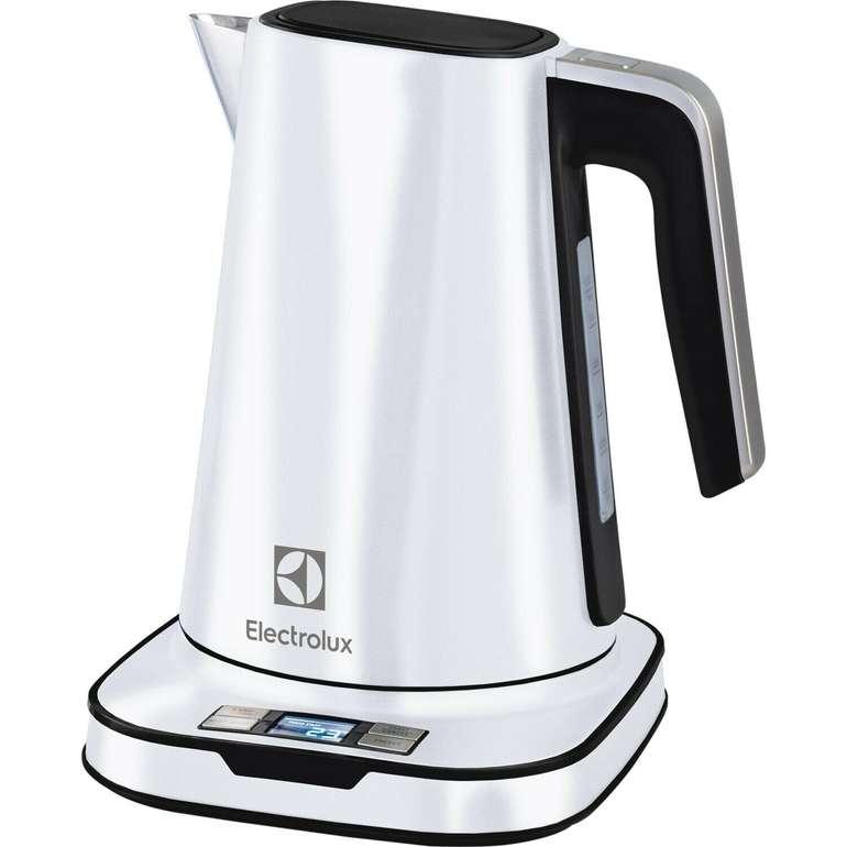 Electrolux Edelstahl Wasserkocher (1,7 Liter, 2400 W) für 39,99€ inkl. Versand (statt 84€)