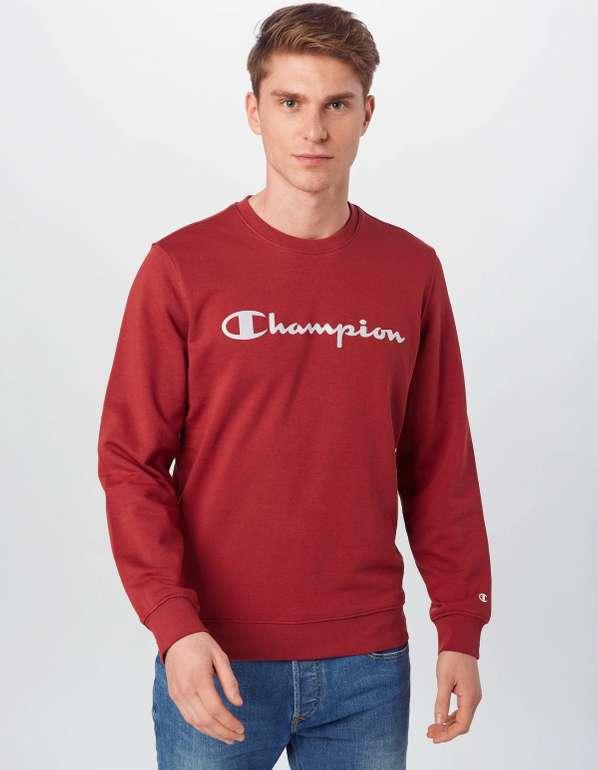 Champion Herren Crewneck Sweatshirt für 23,94€ inkl. Versand (statt 40€)