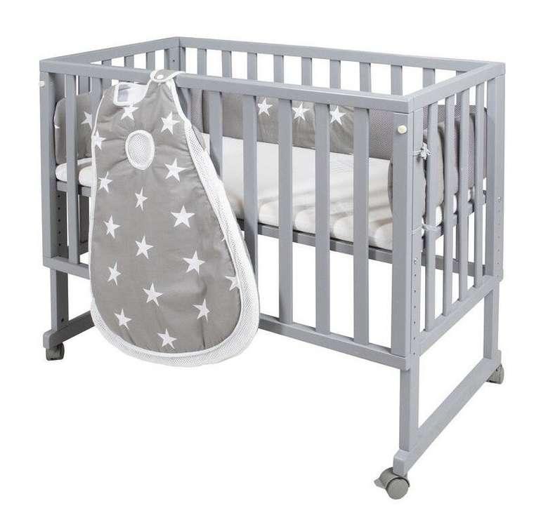 Roba Stubenbett safe asleep 3in1 für 129€ inkl. Versand (statt 159€)