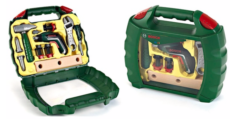 Bosch Ixolino (8384) Kinder-Werkzeugkoffer für 18,94€ inkl. Versand (statt 25€)